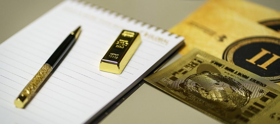 Gold Is Money Gold Bars Gold Golden  - hamiltonleen / Pixabay