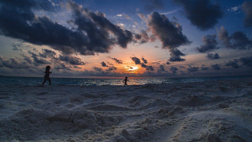 Beach Maldives Travel Sea Ocean  - weyang / Pixabay