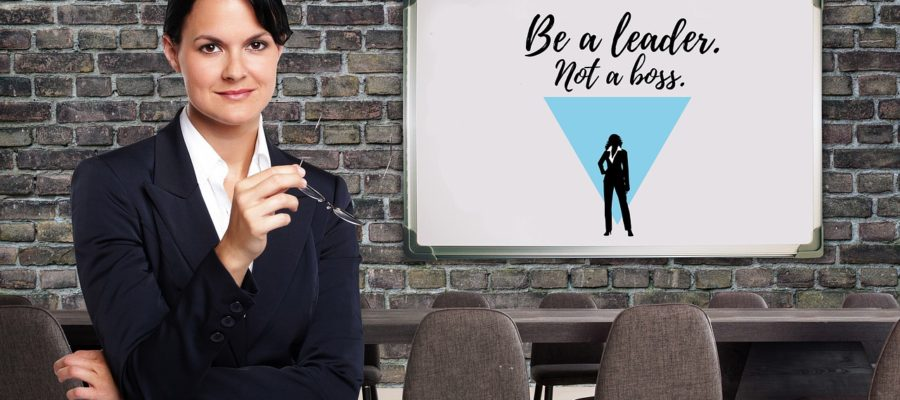 Businesswoman Supervisors Boss  - geralt / Pixabay