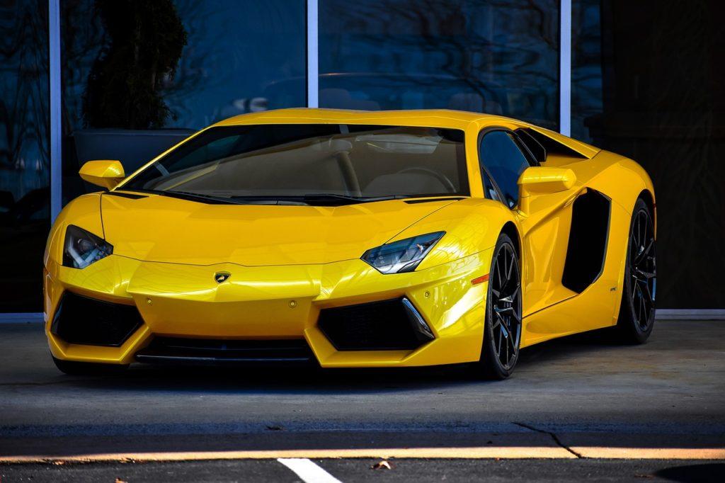 Lamborghini Yellow Car Car  - kyledamato / Pixabay