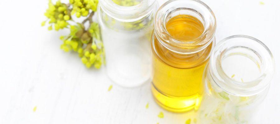 Oil Vial Glass Therapy  - silviarita / Pixabay