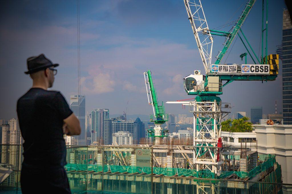 Site Asia Excavators Crane  - Peggy_Marco / Pixabay