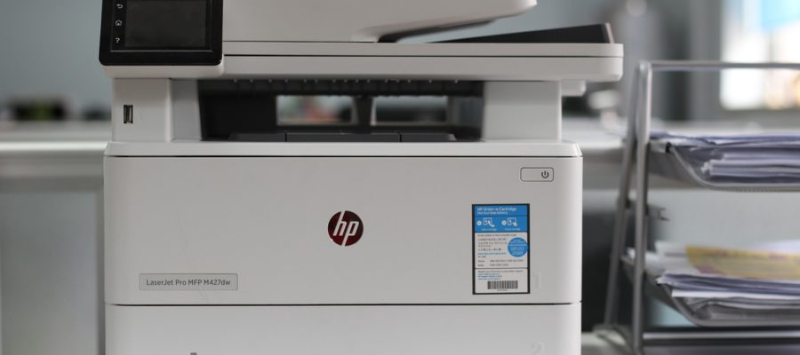 Office Printer Copier The Work  - WangXuefei / Pixabay