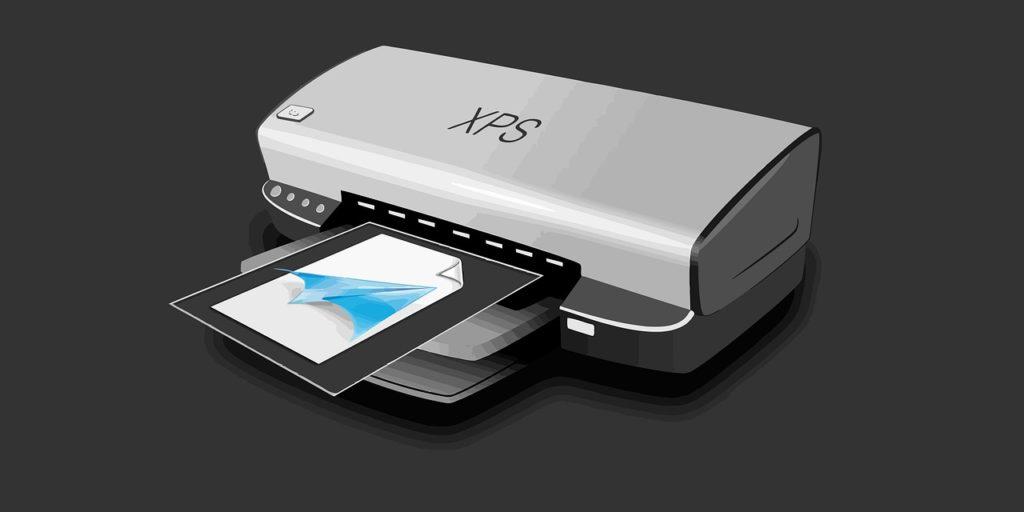 Printing Xps Xps Document Printer  - Collar / Pixabay