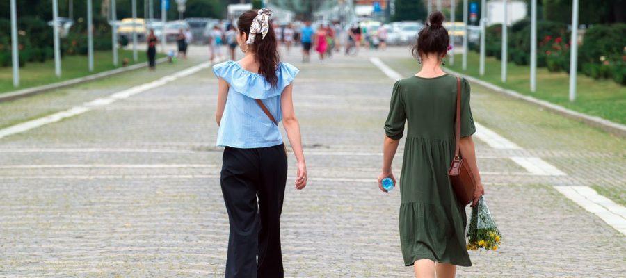 Women Walking Together Walk Pair  - icsilviu / Pixabay