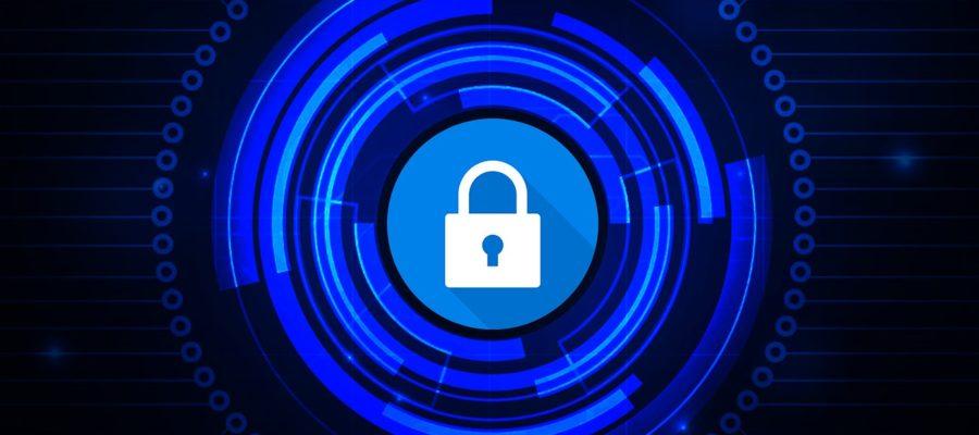 Neon Lock Key Symbol Abstract  - nagbfa06 / Pixabay